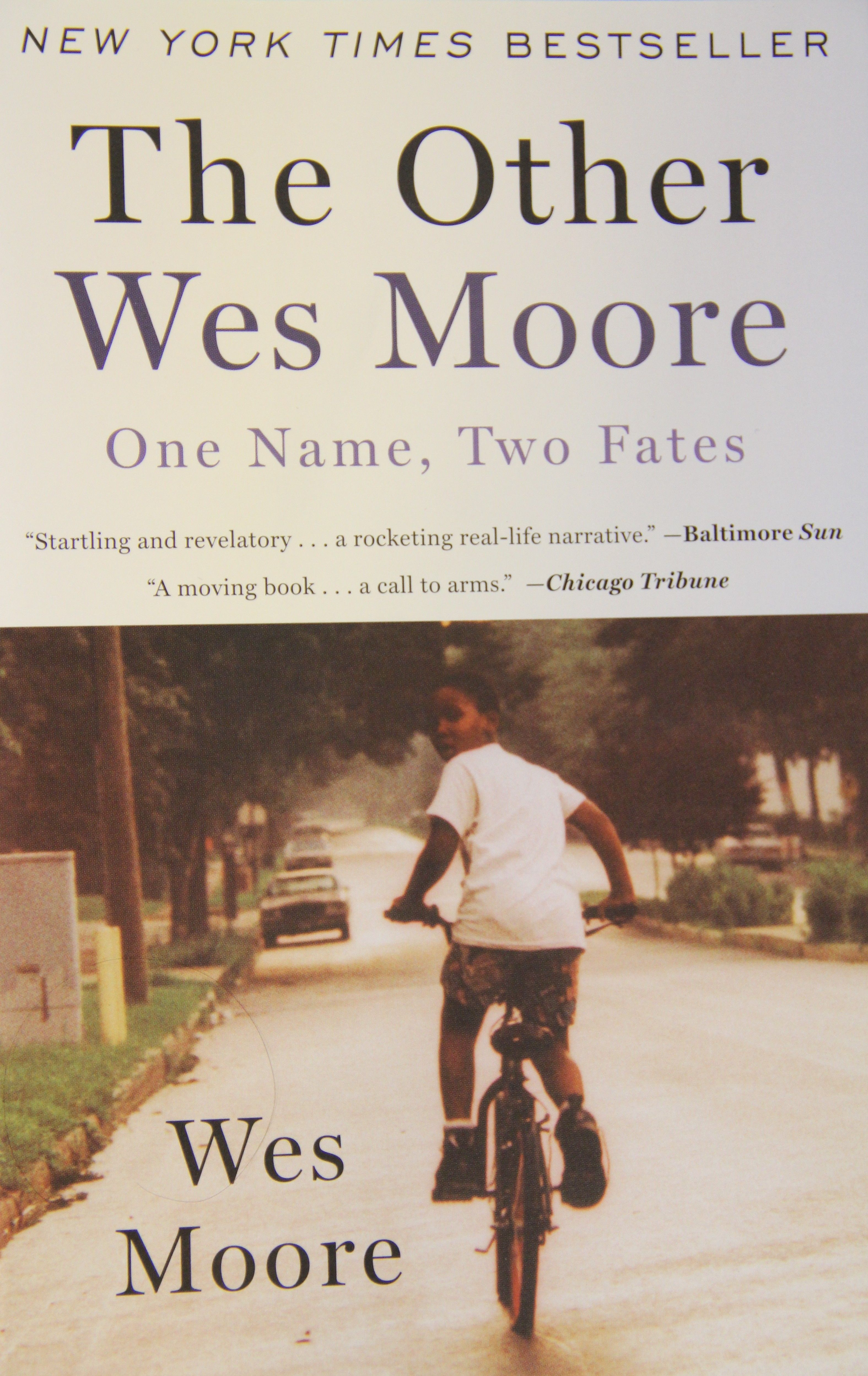 a literary analysis of the other wes moore