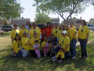 The Greenfield Walking Group was formed in 2006./Photo by Jose Pinto/South Kern Sol