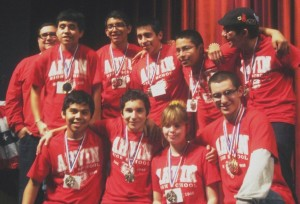 Arvin's Academic Decathlon - By MRivera