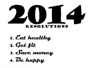 2014 - Resolutions